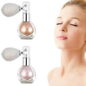 Mist Powder Makeup Setting Spray Illuminating Glow Face Body Makeup Highlighter