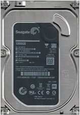 "1TB Seagate Barracuda Black 7200 RPM 3.5"" Desktop Hard Drive W/ Windows 10 PRO"