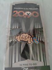 2000 Disney - Countdown To Millennium - Herbie Pin - Love Bug