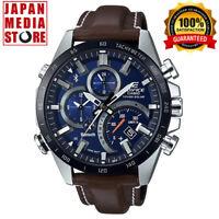 Casio EDIFICE EQB-501XBL-2AJF Bluetooth Watch iPhone Android JAPAN EQB-501XBL-2A