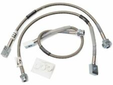 For 1988-1998 GMC K1500 Brake Hydraulic Hose Kit Front and Rear Russell 55726CC