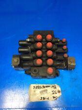 0003613386-10 Main Hydraulic Control Valve Nordhydraulic