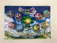 Dragon Quest XI esquivo edad Conjunto de 8 Tarjetas de Promoción Totalmente Nuevo