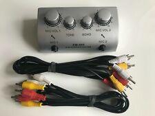 Karaoke-MischverstärkerKM-900 + Zubehör