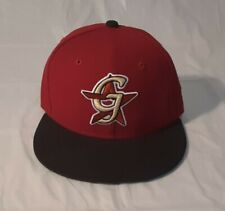 Greeneville Astros New Era 59FIFTY Fitted Hat Cap (Size 6 5/8) Minor League