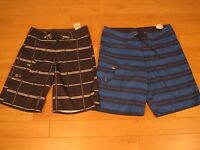 NWT Men's The North Face Board Shorts Bathing Suites (RETAIL $60)