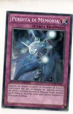 Perdita di Memoria YU-GI-OH! WGRT-IT096 Ita COMMON Ed. Limitata