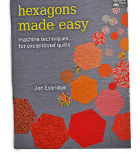 Hexagons Made Easy Sewing Book