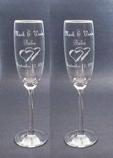 New Plaza  Elegant Long stem Toasting Glasses,Flutes