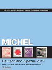 MICHEL CATALOGO GERMANIA SPECIALIZZATO VOLUME 2 - 2012