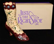 Just the Right Shoe Opera Boot 25004 New in Box