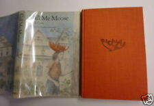 Call Me Moose, Molly Cone, DJ, Nice, 2nd Printing, Signed, 1978