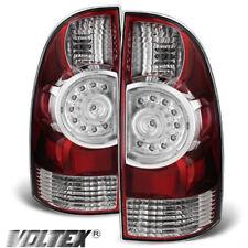 2005-2012 TOYOTA TACOMA LED TAIL LIGHT BAR LIGHTBAR LAMP CHROME