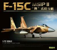 Great Wall Hobby 1/72 USAF & ANG F15C MSIP II Eagle Fighter #7205