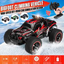 1:14 Allradantrieb Ferngesteuertes Geländewagen Bigfoot RC Auto X-Monster DE