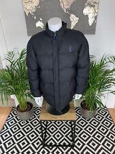 Vintage Yves Saint Laurent YSL Puffer Winter Jacket Mens Medium Black (jar)