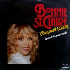 "7"" 1981 rare CV Nicole NL vg + +! Bonnie st. claire: vlieg nooit te Hoogovens"