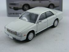 '91 Nissan Cedric Brougham VIP weiß,Tomytec Tomica Limited Vintage LV-N181a,1/64