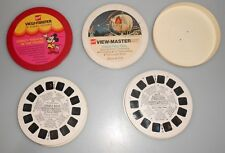 View-Master GAF Disney Stereo Reels Fairy Tales & Theatre