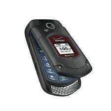 NEW IN BOX Kyocera Duraxv Plus E4520 PTT Basic Flip Phone Verizon Page Plus