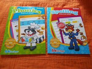 Clever Factory Homework Helper First Grade ~ Spelling, Phonics ~ Homeschool