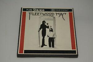 Fleetwood Mac Self Titled Eponymous Dolby B Reel-to-Reel Tape 7 1/2 IPS 1975 7.5