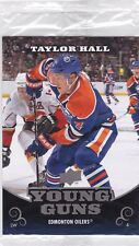 Taylor Hall 10/11 Upper Deck Series One JUMBO Oversize Young Guns RC OS14