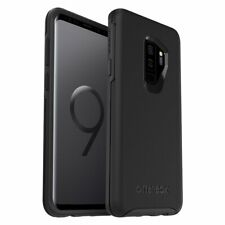 OtterBox Symmetry Series Protective Case Samsung Galaxy S9 Plus (ONLY), Black