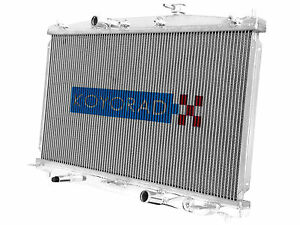Honda Civic E-EG6 SHORT Koyo Aluminium Radiator KL080300R