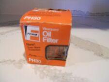 FRAM Oil Filter PH30 Automotive Wearguard Filters Cars Trucks Motors Auto Parts