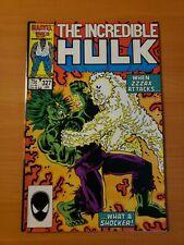 Incredible Hulk #327 Direct Market Edition ~ NEAR MINT NM ~ 1987 Marvel Comics