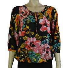 Blouse Tie Neck Unbranded Classic Tops & Shirts for Women