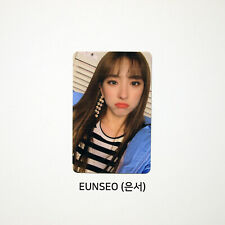 WJSN COSMIC GIRLS 6th Mini Album WJ STAY? Official Photocard - EUNSEO Ver.III
