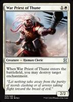 MTG x1 War Priest of Thune Eternal Masters Unc White NM/M Magic the Gathering