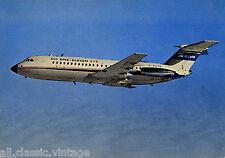 Postcard 1073 - Aircraft/Aviation BAC Oner-Eleven 475 G-ASYD