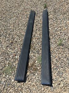 2007 Lincoln Navigator L Running Boards OEM Used ( 92 Inch Long ) LOCAL PICK UP