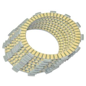 8× for Honda CRF250R 2004-2007 CR125R 1987-2014 Clutch Friction Plate Kit Set