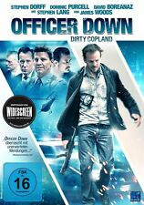 Officer Down: Dirty Copland DVD ~ Stephen Dorff Neu!