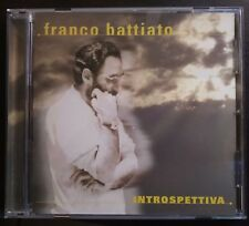 Franco Battiato – Introspettiva CD Nuovo 2001 EMI – 5371812