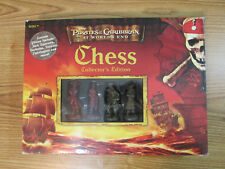 PIRATES OF THE CARIBBEAN AT WORLDS END CHESS SET COLLECTORS EDITION 2007 DISNEY
