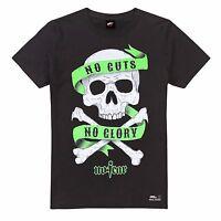 Mens NO FEAR NO GUTS TShirt OFFICIAL Licensed - TEE  S,M,L,XL,XXL