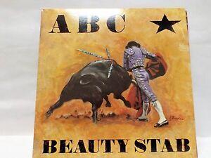 "ABC ""Beauty Stab"" LP."
