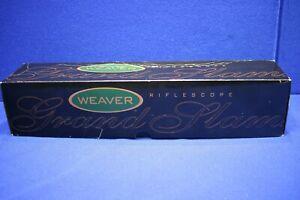 Weaver Grand Slam 6-20x40 AO-DPLV Matte 800469 Rifle Scope