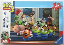 Disney Pixar  'Toy Story 3'  100 XXL pieces Jigsaw Puzzle, by Ravensburger  (6+)