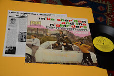 MIKE SHERIDAN AND NIGHTRIDERS LP BIRMINGHAM BEAT ORIG UK EX++ TOP COLLECTORS