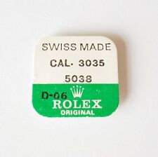 Rolex 3035 # 5038 Jumper per tiretto MONTATO ORIGINALE SWISS MADE NUOVO SIGILLATO
