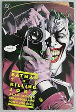 Batman Joker Origin The Killing Joke HIGH GRADE! KEY Alan Moore Story 12th Print