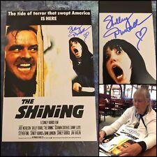 GFA The Shining * SHELLEY DuVALL * Signed 12x18 Photo Poster EXACT PROOF S2 COA
