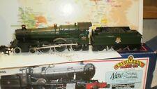 "loco vapeur Manor class 7820 ""Dinmore Manor"" BR Bachman 31-301 HO 2 rails"
