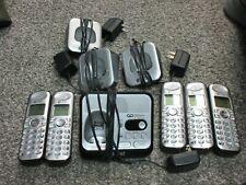 At&T El52500 1.9 Ghz Five Handsets Single Line Cordless Phone